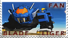 Blade Liger Fan Stamp by Dregrith