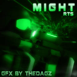 Might GameIcon Green by Thedagzz