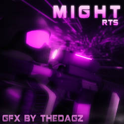 Might GameIcon Pink by Thedagzz