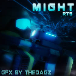 Might GameIcon by Thedagzz