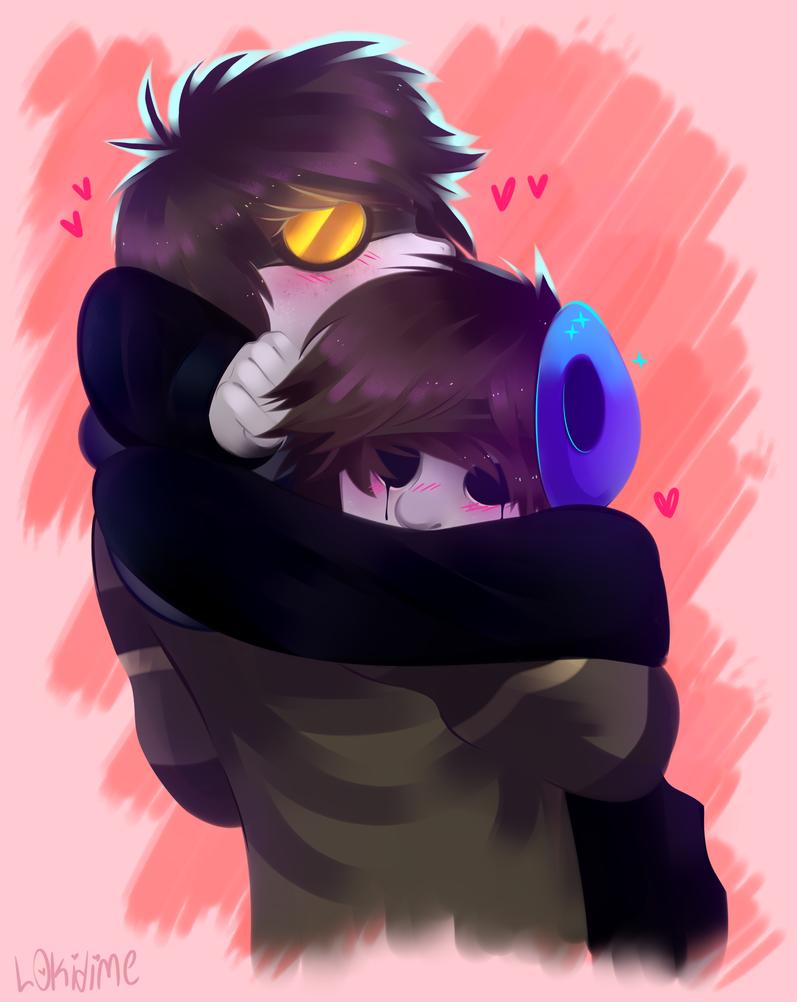 .huggies. by antigrav-ity