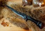 Ebony Dagger Replica - Skyrim