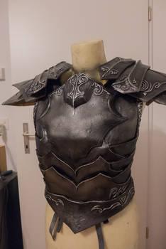Ebony Armor - WIP 3