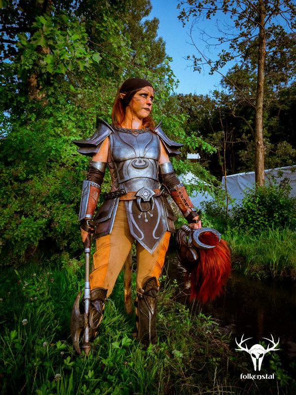 Khajiit Cosplay #2 -  Elder Scrolls Online by Folkenstal
