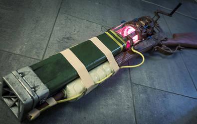 Fallout 4 - Laser Musket Replica