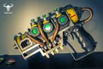 Plasma Pistol Replica - Fallout 4