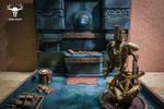 Dwemer Ruins - Skyrim Miniatures