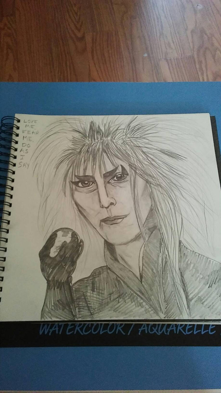 Goblin King by Whitewolfsage