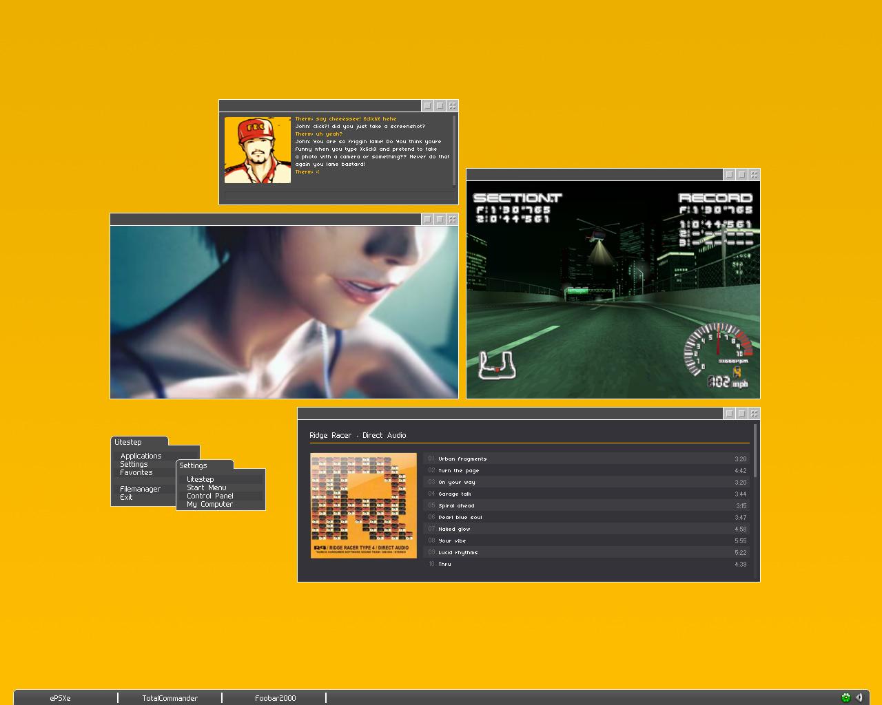 Desktop Type:4 by ahlberg