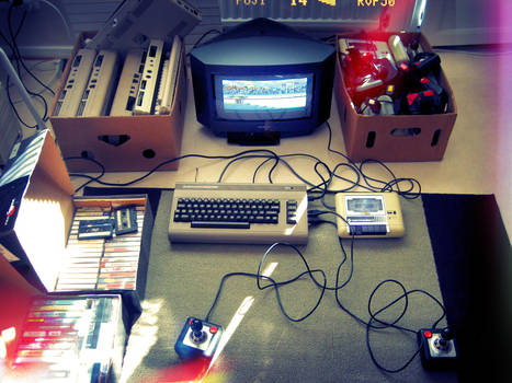 My C64 Collection