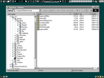 My old desktop from 1999 by ahlberg