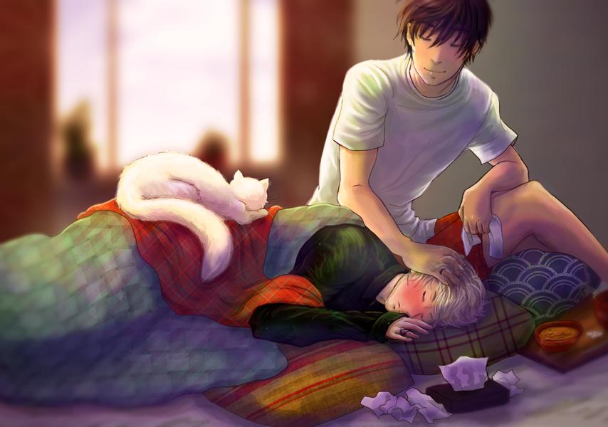 Bedrest by Sepsku