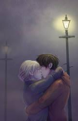 Love by Lamplight