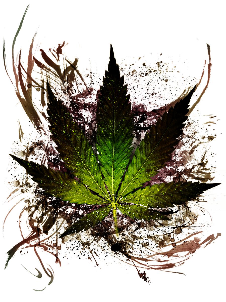 420 Tribute (Cannabis) by adventgfx - 1296.5KB