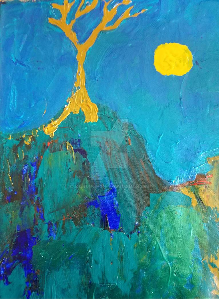 one tree hill by carlrub