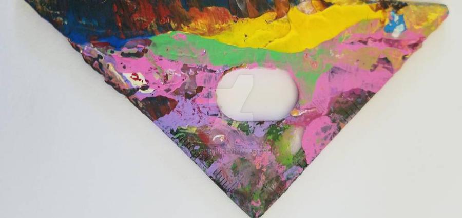 geometric  abstract  by carlrub