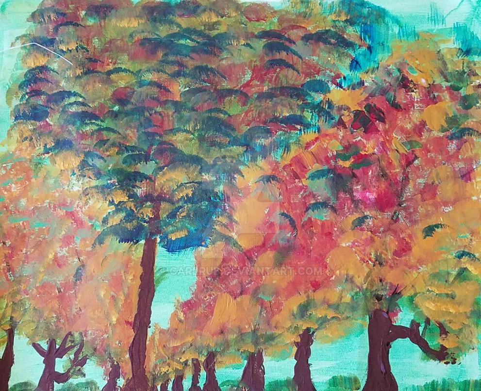 forest by carlrub