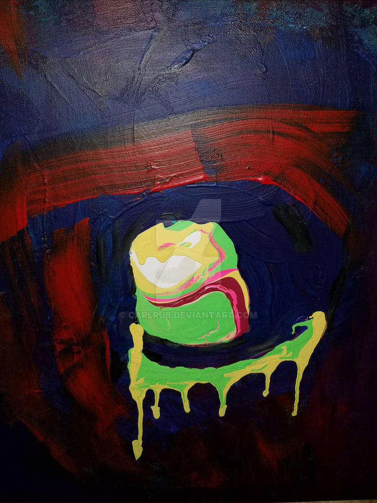 strange abstract  by carlrub