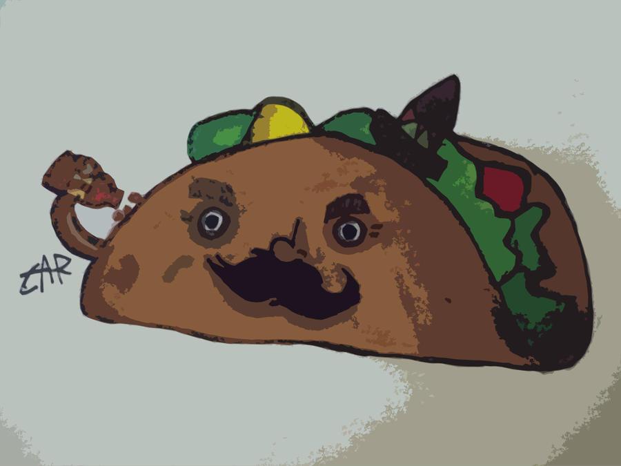Taco Guy by Bobguyperson