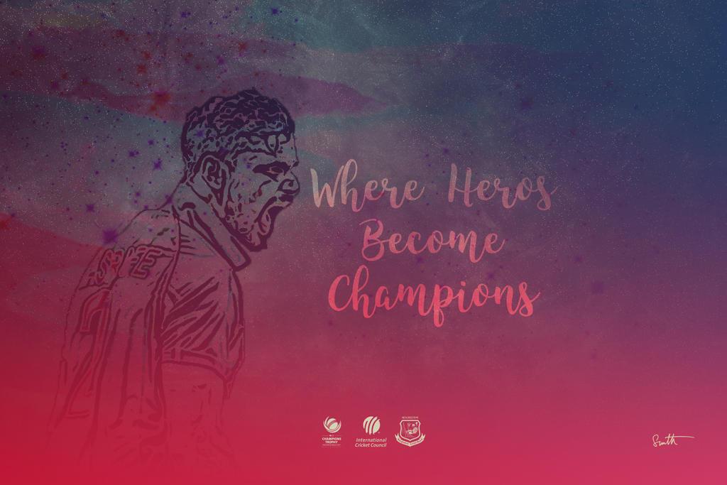 Where heros become champions by Saptarshi-Nath