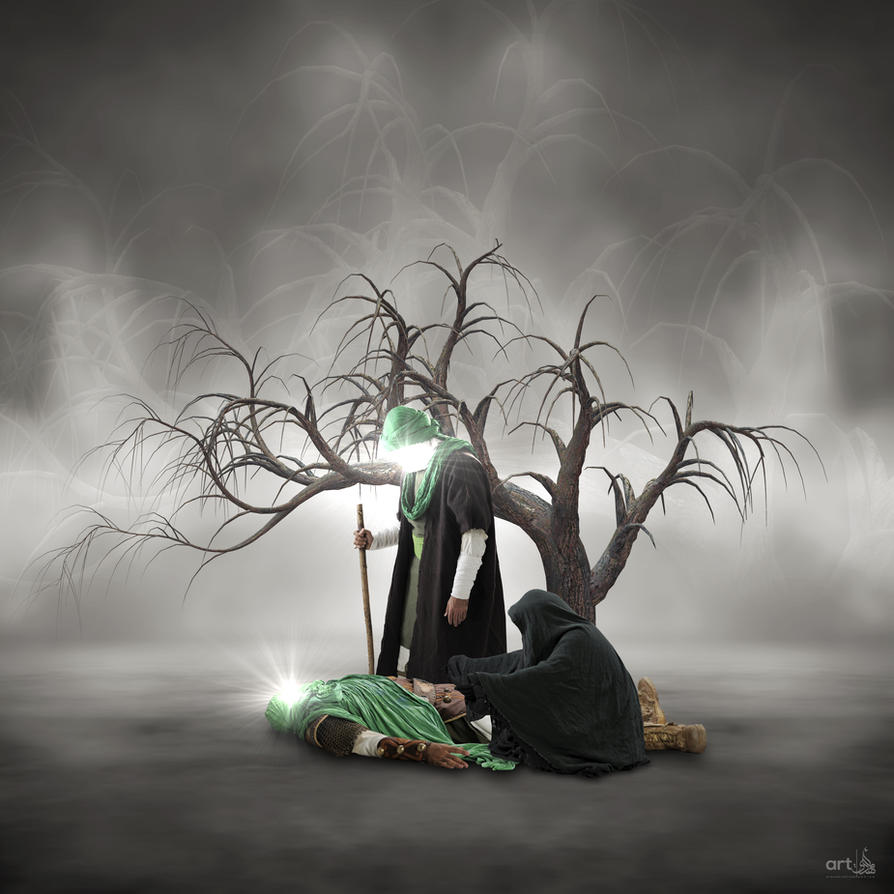 Tree of Sorrows by almahdi