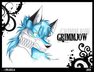 BLEACH - Grimmdoggy by Skailla