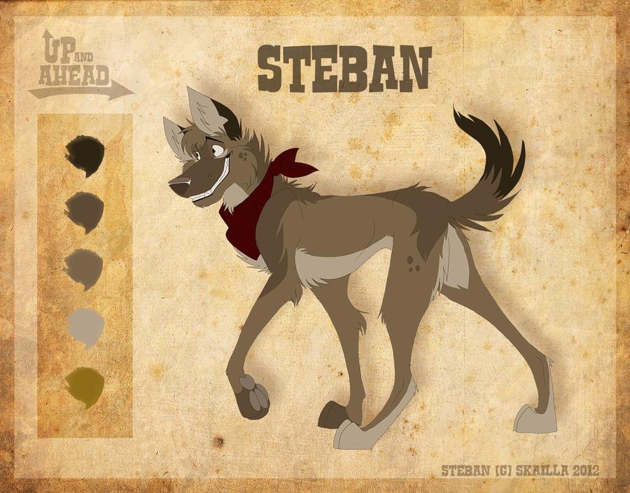 Steban - Character Sheet by Skailla on DeviantArt