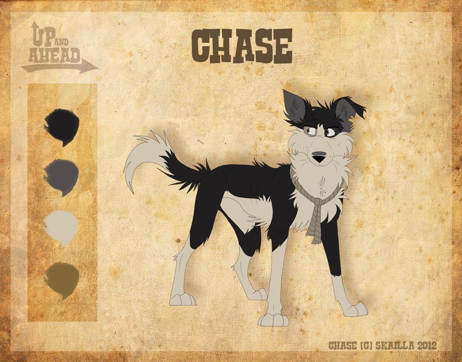 Chase - Character Sheet by Skailla