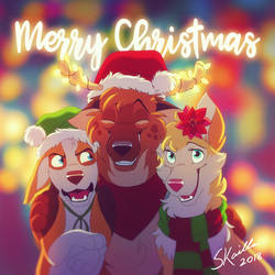 All I Want For Christmas by Skailla