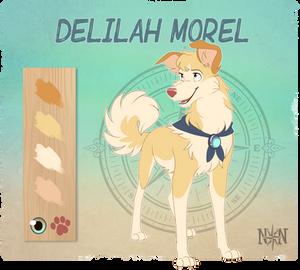 Delilah Morel - Character Sheet