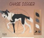 Chase Digger - Character Sheet