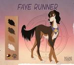Faye Runner - Character Sheet