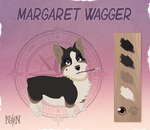 Margaret Wagger - Character Sheet