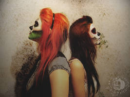.deadly beauties. by Jacky-Hell-Oween