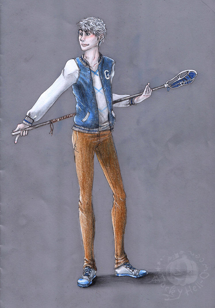 Human Jack Frost High School Rise Of The Guardians by ...Jack Frost Rise Of The Guardians Human