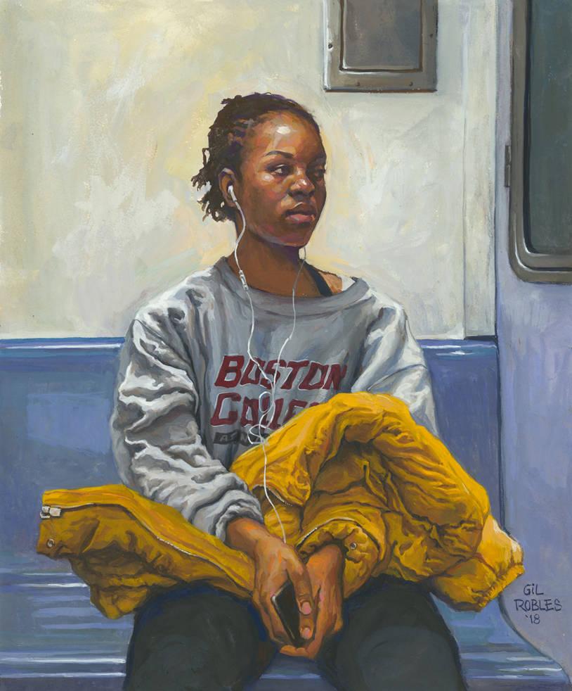 Subway-Portrait by grobles63