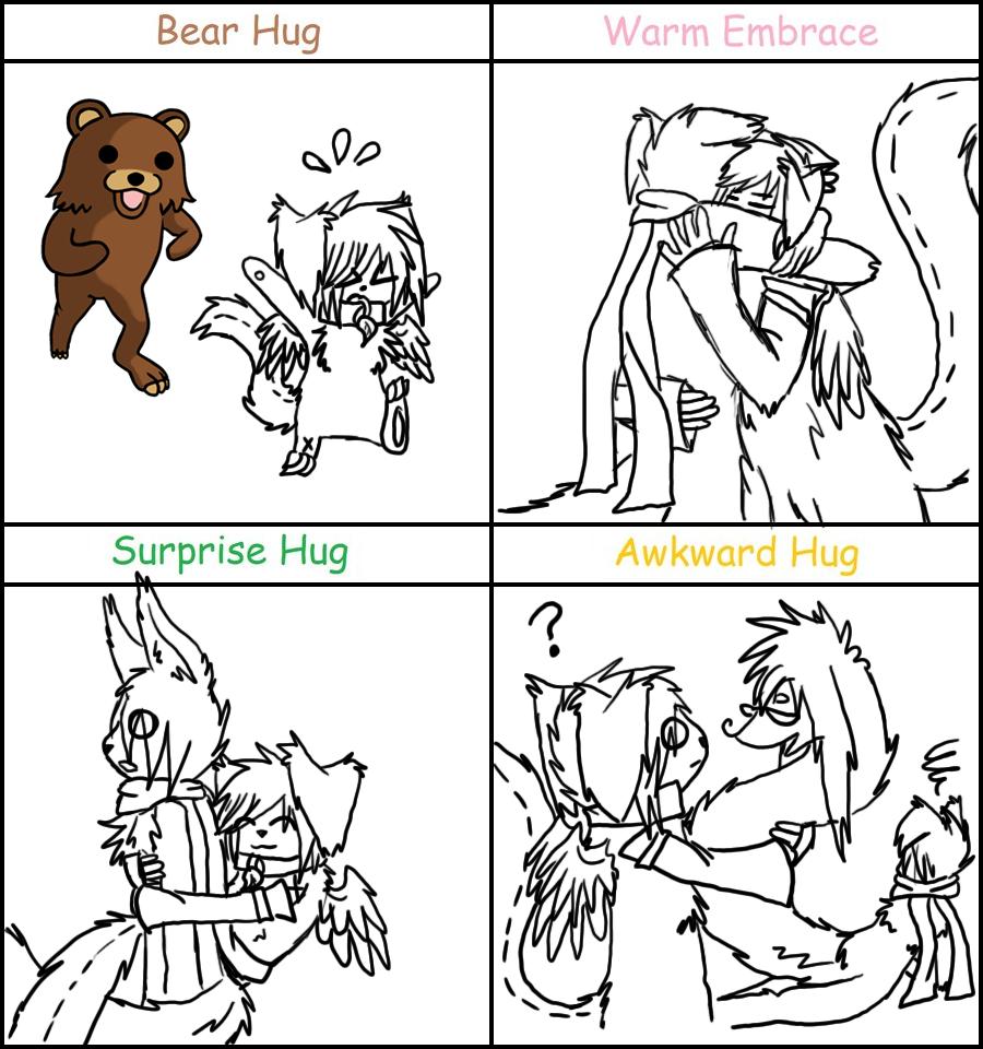 Hug meme