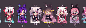Set Price Adopts | CLOSED by khatto-adopts