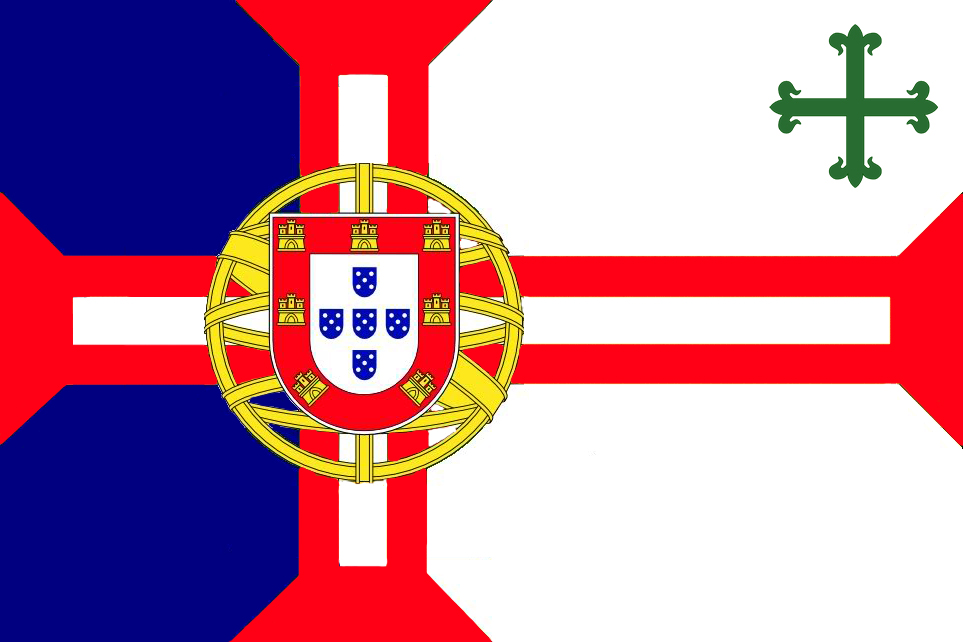 Alternative Flag of Portugal by agentx712