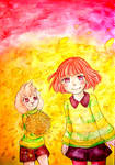 Undertale: Asriel and Chara