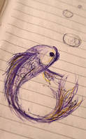 fish by Kratzi