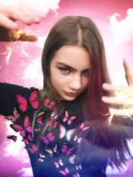 Magic Butterflies