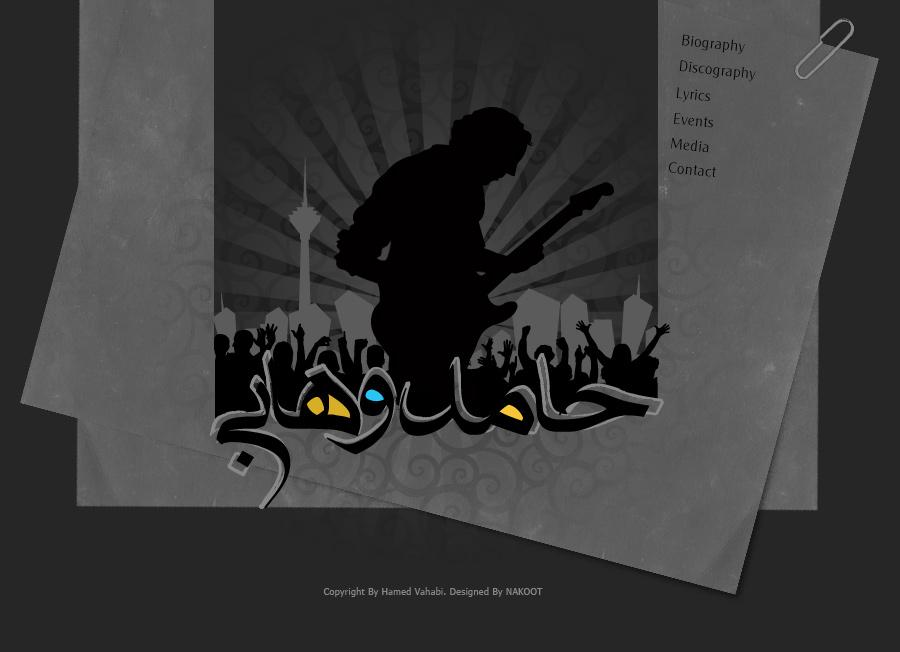 Hamed Vahabi by NAKOOT