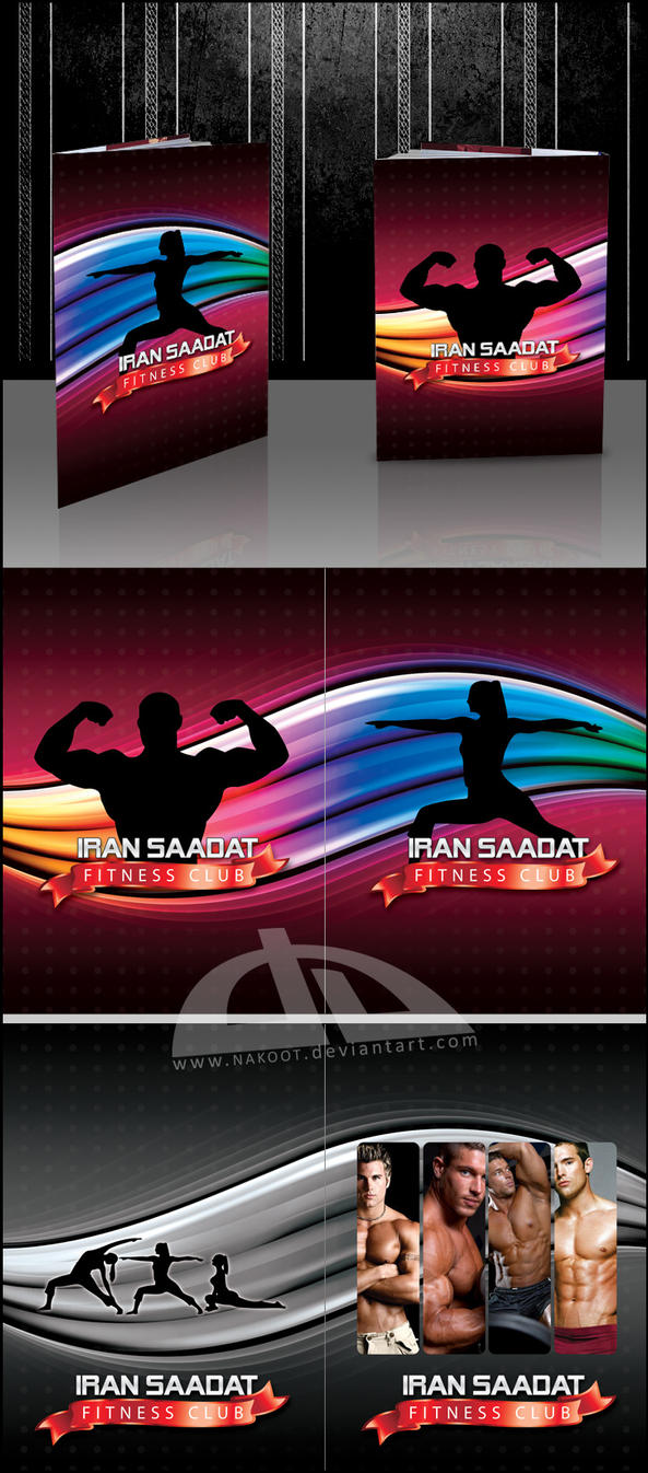 Iran Saadat by NAKOOT