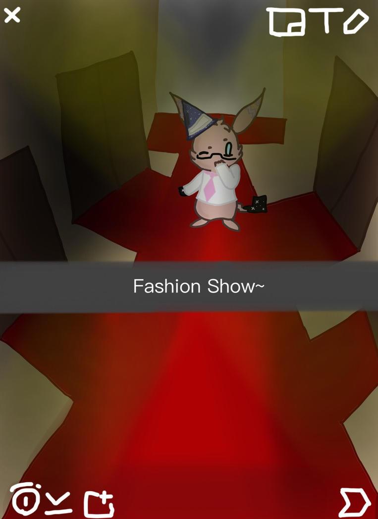 GA- Event 1~ Fashion Show at Gloxthics Academy  by DJkillerzDigital