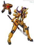 Warhammer 40k - Eldar - Tau Armor