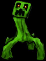RPG Maker Monster - Creeper by K-OZ-Will