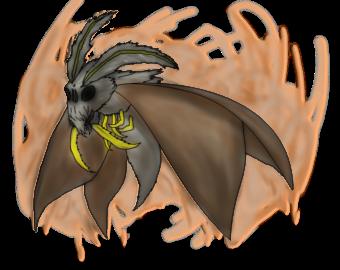 RPG Maker Monster - Mothadora by K-OZ-Will