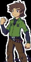 Male Pokemon Trainer