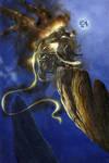 Glorfindel Duels a Balrog of Morgoth